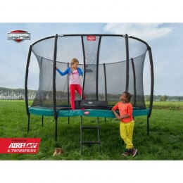 BERG Trampolina Champion 380 cm Deluxe Twinspring Gold