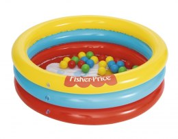 BESTWAY 93501 FISHER PRICE MINI BASENIK Z KULKAMI