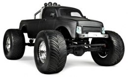 Monster Truck 1:10 4WD 2.4GHz RTR - R0246BLK