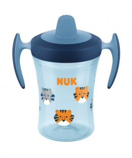 NUK EVOLUTION Trainer Cup Kubek niekapek 230ml - NIEBIESKI