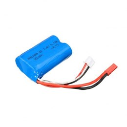 850mAh 7.4V JST do WL911