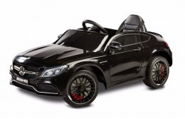 Auto na Akumulator Mercedes AMG C63 S Black Toyz by Caretero