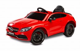 Auto na Akumulator Mercedes AMG C63 S RED Toyz by Caretero