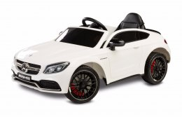 Auto na Akumulator Mercedes AMG C63 S WHITE Toyz by Caretero