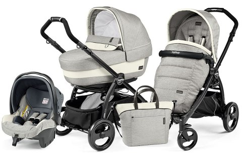 BOOK PLUS ELITE COMPLETO MODULAR 3w1 Peg Perego